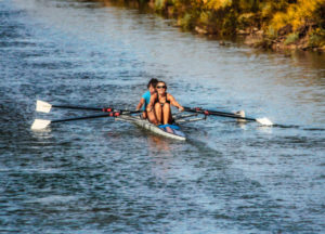 rowers using l-theanine to reduce inflammation while increasing immune health