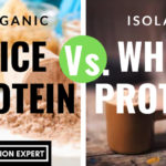 organic brown rice protein vs whey protein