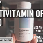 featured image of the best multivitamin 2020 performance lab whole-food multivitamin