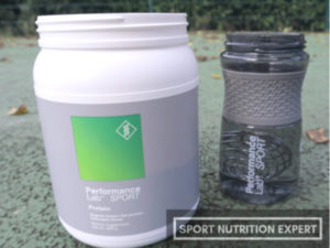 performance lab rice protein